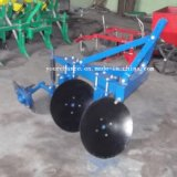 High Quality Farm Implement 1lyq-220 0.4m Working Width 2 Discs light Duty Disc Plough for 18-25HP Tractor