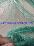Best Quality Nylon Multi-Monofilament Fishing Net,0.15mm 6ply,Depthway,Light Green Color,Used Germany Material,Add Japanese Resin,High Quality,Most Softness