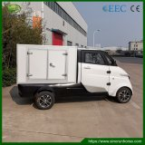 Europe EEC L7e Electric Logistics Vehicle Delivery Car for Postal/Express/Cargo Delivery