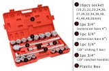 21PCS Hand Tool Kit and Workshop Tools for Auto Repair