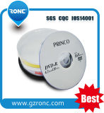 Factory Cheap Price 16X 4.7GB Free Sample Princo Blank DVD