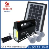 Two Color Solar Lighting System