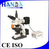 Professional Xyl-606 Trinocular Fluorescence Microscope Epi-Fluorescence Microscope
