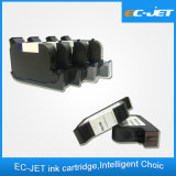 Ec-Jet Eco Solvent Ink Cartridge Compatible for Videojet Domino Linx Markem Imaje Kgk Hitachi
