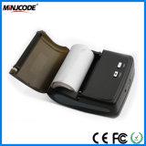 Mini 80mm portable Bluetooth and WiFi Optional POS Printer, Thermal Receipt/Barcode Printer, Mj8001