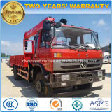 Hot Sale 5 Tons Telescopic Crane 10 Tons Truck Mounted with Crane