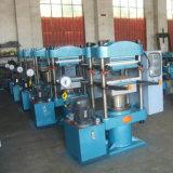 Small Lab Hydraulic Curing Pressvulcanzing Natural Rubber Processing Machine