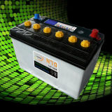 OEM Dry Charged Car Truck Battery (12V 32AH-220AH)