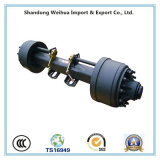 Trailer Axle Germany Type Axle with Competitive Price