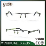 Fashion Design Stainless Spectacle Frame Eyewear Eyeglass Optical Frame