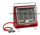 Portable Gas Heater with Ceramic Burner Sn12-St
