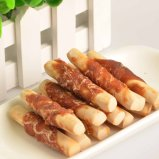 Chicken & Biscuit Stick Natural Pet Snacks China Pet Food