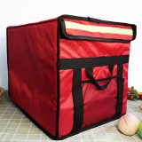 Cheap Wholesale Eco Recycled Reusable Large Big Capacity Food Delivery Cooler Bag
