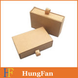 Whole Sale Price Kraft Paper Packaging Sliding Drawer Box