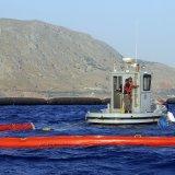 B1 Fire Retardant PVC Tarpaulin for Ocean Oil Booms