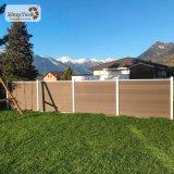 DIY Installation Save Labor Cost Foshan Mecofence Garden Fence