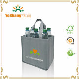 Promotion Cheap High Quality Non Woven Wine Bag