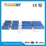 28.8V 475ah Lithium Battery Packs for Tsunami Detectors (8ER34615-25)