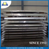 Quenched Aluminum Mould Plate 6082 T651