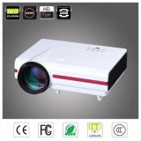 Full HD Projector Support 3D with 3500lumens LED Projector