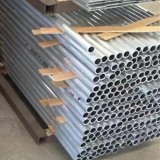 Seamless Aluminum Alloy Tube 6005, 6061, 6063, 6082