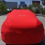 Hot Item Customized Logo Dust-Proof Elastic Luxury Indoor Car Cover