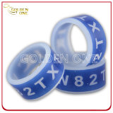 Promotional Gift Eco Friendly Transparent Printed Silicone Finger Ring