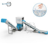 Good Price Hot Washed Pet Bottle Flakes Washing Line Recycling Machine