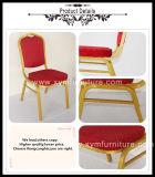 Stackable Aluminum Metal Hotel Restaurant Dining Banquet Chair (XYM-L23)