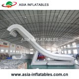 Inflatable Floating Water Slide for Boat, Giant Inflatable Yacht Slide