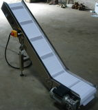 Endless Inclined Finished Products Exit Belt Conveyor