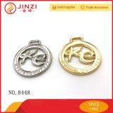 Promotion Customized Round Metal Bag Hanging Logo Gift Souvenir Medal