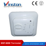 2-Position Control with Sensor Electrical Floor Heating Mechanical Bimetal Room Thermostat (WST-6000)