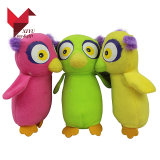 Wholesale Factory Cheap Plush Owl Toy for Amusement