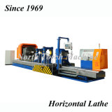 High Quality Conventional Lathe Machine for Drill Pipe Machining (CG61160)