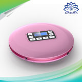 LCD Portable Aux Bluetooth CD Player with Headphone and Au/Us/UK/EU Plug for MP3/CD/CD-R/CD-RW Disk