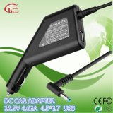 Car Adapter Power Supply for HP 19.5V 4.62A 4.5X3.0mm