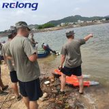 GPS Robot Good Price/High Quality/Remote Control Electric/Smart/Lifebuoy Marine Use Emergency Safety Life Buoy for Sale