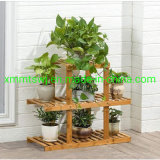 Wooden Flower Stands Plant Display Rack