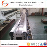 Conical Twin Screw Plastic Extruder for PVC Ceiling Panel