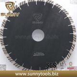 High Quality W Shape Segments 350mm Diamond Saw Blades for Granite