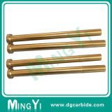 Custom Hardened Tin Coating Straight Round Carbide/Steel Punch