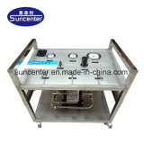 Good Quality Suncenter Brand Model: Dggd28 CO2 28: 1 Ratio Air Driven Liquid CO2 Pump for Sales
