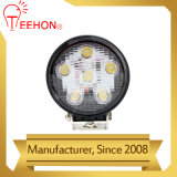 18W Round Flood Beam LED Work Lamp for Agricultural Equipment