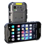 4G Lte Rugged Smartphone with High Performance NFC Reader & 13mega Pixels Camera & Dual Bands WiFi Roaming