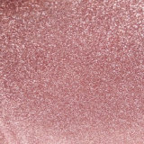 Shiny Glitter PU Leather Fabric for Shoes Making Hw-741
