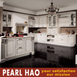 Classical Solid Wood Kitchen Cabinet Furniture Island Style
