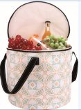 Wholesale Cheap Rounded Circular Large Cooler Bag for Family Party