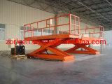 Heavy-Duty Freight Scissor Lift