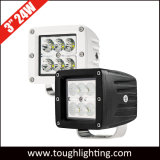 DC 12V 24V 3 Inch 24W Offroad LED Cube Work Lights for Jeep Truck Car 4WD